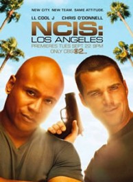 NCIS: Los Angeles Seasons 1-2 DVD Box Set