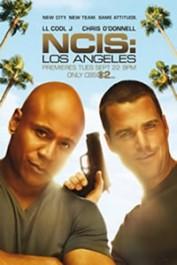 NCIS Los Angeles Seasons 1-3 DVD Box Set