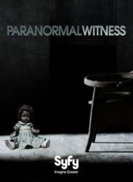 Paranormal Witness Season 1 DVD Box Set