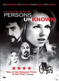 Persons Unknown Season 1 DVD Box Set