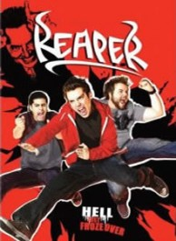 Reaper Seasons 1-2 DVD Box Set