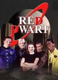 Red Dwarf Seasons 1-8 DVD Box Set
