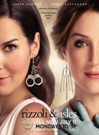 Rizzoli and Isles Season 2 DVD Box Set