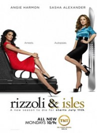 Rizzoli and Isles Seasons 1-2 DVD Box Set