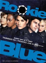 Rookie Blue Season 2 DVD Box Set