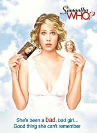 Samantha Who Seasons 1-2 DVD Box Set