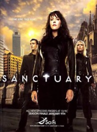 Sanctuary Season 4 DVD Box Set