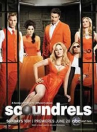 Scoundrels Season 1 DVD Box Set