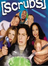 Scrubs Seasons 1-9 DVD Box Set