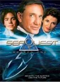 SeaQuest DSV Seasons 1-2 DVD Box Set