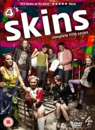 Skins Seasons 1-5 DVD Box Set