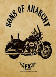 Sons of Anarchy Season 4 DVD Box Set