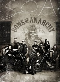 Sons of Anarchy Seasons 1-5 DVD Box Set