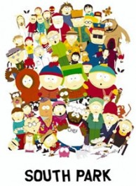 South Park Seasons 1-15 DVD Box Set