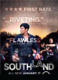 Southland Seasons 1-4 DVD Box Set