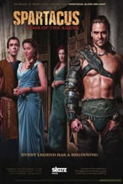 Spartacus Series 1-3 DVD Box Set