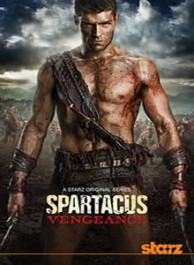 Spartacus: Vengeance Season 2 DVD Box Set