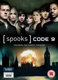 Spooks Code 9 Season 1 DVD Box Set