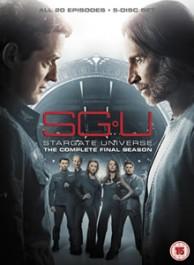Stargate Atlantis(SGA) Seasons 1-5 DVD Box Set