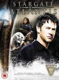 Stargate Atlantis(SGA) Seasons 1-5 DVD Box Set