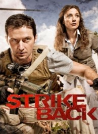 Strike Back Seasons 1-2 DVD Box Set