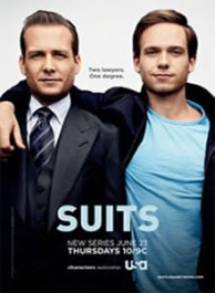 Suits Season 1 DVD Box Set