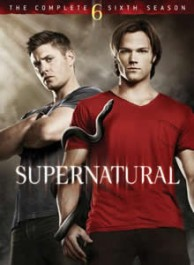 Supernatural Season 6 DVD Box Set