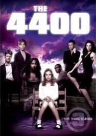 The 4400 Seasons 1-4 DVD Box Set