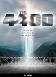 The 4400 Seasons 1-4 DVD Box Se