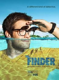 The Finder Season 1 DVD Box Set