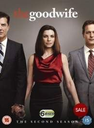 The Good Wife Season 2 DVD Box Set