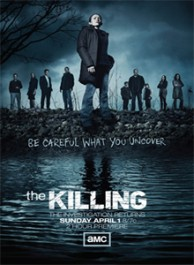 The Killing Season 2 DVD Box Set