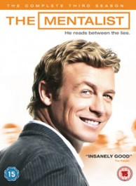 The Mentalist Season 3 DVD Box Set