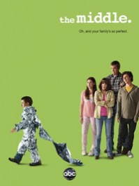 The Middle Seasons 1-3 DVD Box Set