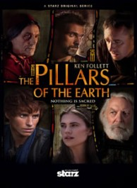 The Pillars of the Earth Season 1 DVD Box Set
