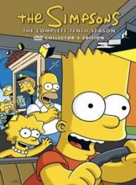 The Simpsons Season 22 DVD Box Set