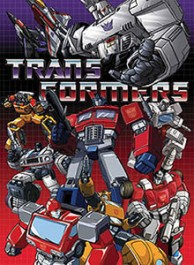 The Transformers Seasons 1-4 DVD Box Set