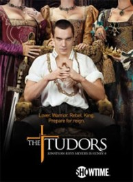 The Tudors Seasons 1-4 DVD Box Set