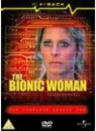 The Bionic Woman Seasons 1-2 DVD Box Set