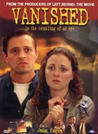 Vanished Season 1 DVD Box Set