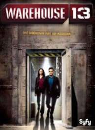 Warehouse 13 Season 3 DVD Box Set