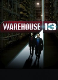 Warehouse 13 Seasons 1-3 DVD Box Set