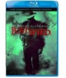 Justified Season 4 DVD Box Set