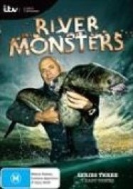 River Monsters Season 3 DVD Box Set