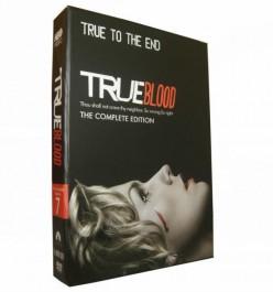 True Blood Season 7 DVD Box Set