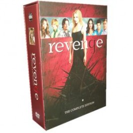 Revenge Seasons 1-3 DVD Box Set