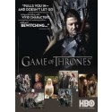 Game of Thrones Season 1 DVD Box Set
