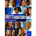 Grey's Anatomy Season 8 DVD Box Set