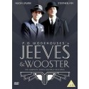 Jeeves and Wooster Seasons 1-4 DVD Box Set