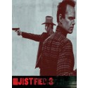 Justified Season 3 DVD Box Set